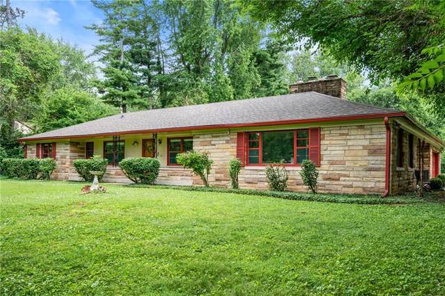 4701 Kessler Boulevard East Drive, Indianapolis, IN 46220 (MLS #21793777) :: Mike Price Realty Team - RE/MAX Centerstone