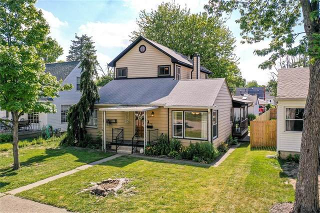 2014 Fisher Avenue, Speedway, IN 46224 (MLS #21793824) :: Heard Real Estate Team | eXp Realty, LLC