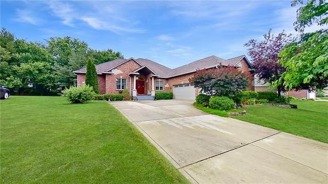 11680 Stoney Moon Drive, Noblesville, IN 46060 (MLS #21793952) :: Mike Price Realty Team - RE/MAX Centerstone