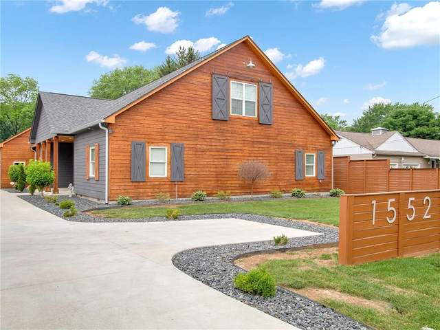 1552 S Morgantown Road S, Greenwood, IN 46143 (MLS #21794005) :: Anthony Robinson & AMR Real Estate Group LLC