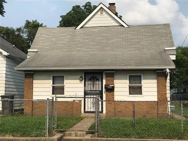 407 N Gray Street, Indianapolis, IN 46201 (MLS #21794062) :: Richwine Elite Group