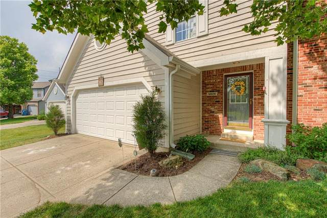 5624 Arabian Court, Indianapolis, IN 46228 (MLS #21794166) :: The Indy Property Source
