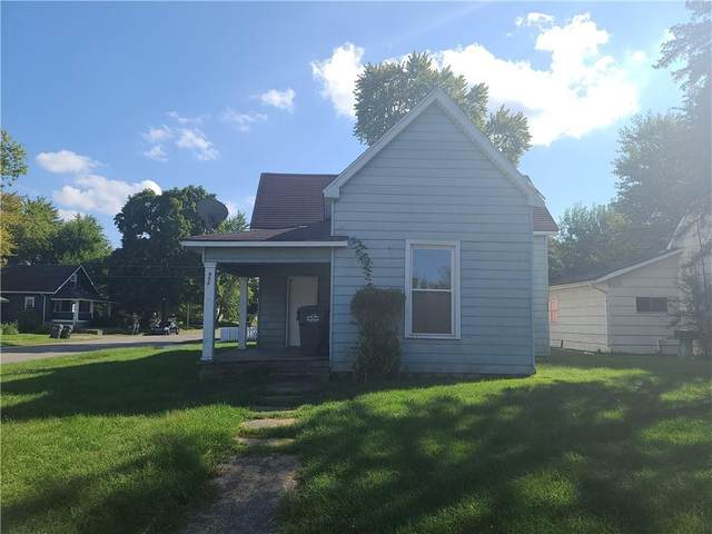 903 W 4TH, Anderson, IN 46016 (MLS #21794271) :: Mike Price Realty Team - RE/MAX Centerstone