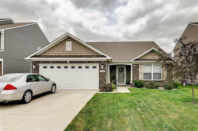 2740 Applecard Drive, Indianapolis, IN 46234 (MLS #21794347) :: Mike Price Realty Team - RE/MAX Centerstone