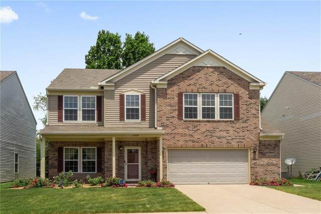 12428 Teacup Way, Indianapolis, IN 46235 (MLS #21794384) :: Mike Price Realty Team - RE/MAX Centerstone