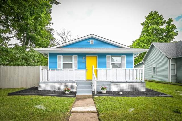 824 Udell Street, Indianapolis, IN 46208 (MLS #21794464) :: Mike Price Realty Team - RE/MAX Centerstone