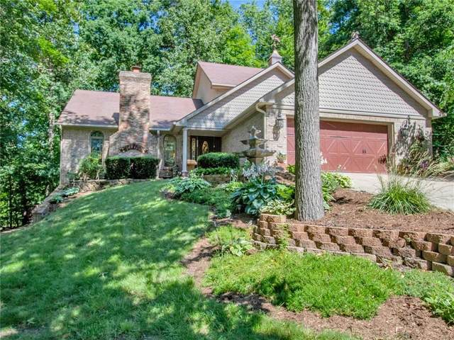 4222 N Vicarage Lane, Martinsville, IN 46151 (MLS #21794512) :: The Indy Property Source