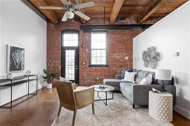 55 S Harding Street #303, Indianapolis, IN 46222 (MLS #21794516) :: Heard Real Estate Team   eXp Realty, LLC