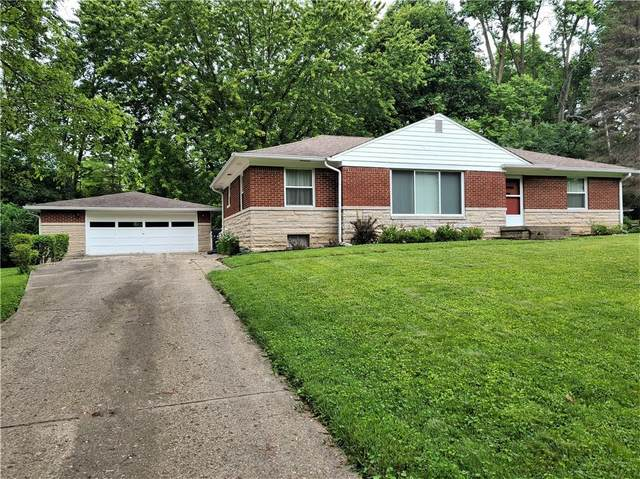 4800 N Audubon Road, Indianapolis, IN 46226 (MLS #21794559) :: Mike Price Realty Team - RE/MAX Centerstone