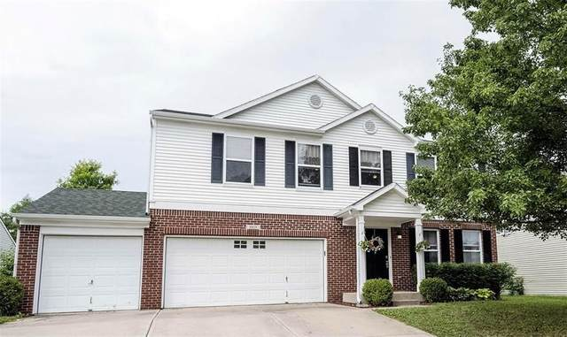 8819 Blooming Grove Drive, Camby, IN 46113 (MLS #21794765) :: Richwine Elite Group
