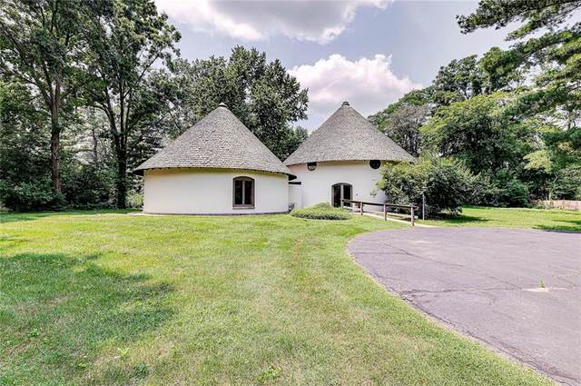 6808 N Sherman Drive, Indianapolis, IN 46220 (MLS #21794817) :: The Evelo Team