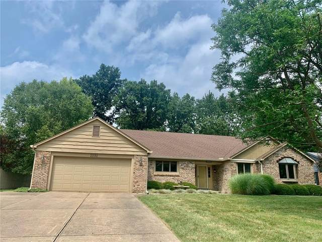 2232 Hillcrest Avenue, Anderson, IN 46011 (MLS #21794919) :: Mike Price Realty Team - RE/MAX Centerstone