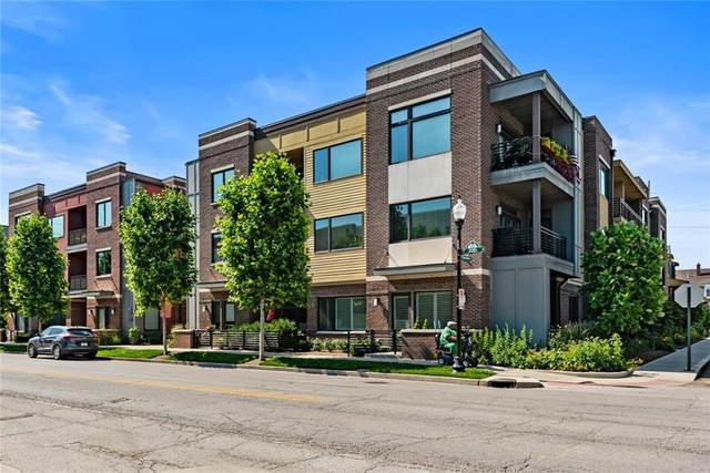622 E 10th Street #209, Indianapolis, IN 46202 (MLS #21794951) :: Richwine Elite Group