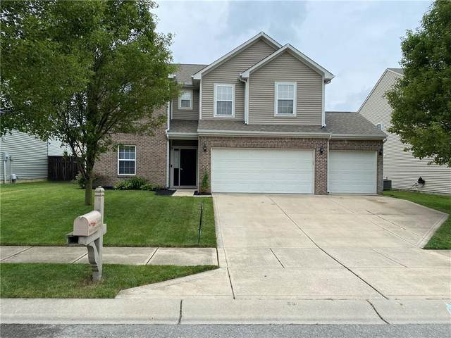 13840 Black Canyon Court, Fishers, IN 46038 (MLS #21795194) :: Mike Price Realty Team - RE/MAX Centerstone
