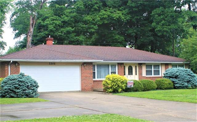 3301 S Main Street, New Castle, IN 47362 (MLS #21795201) :: Mike Price Realty Team - RE/MAX Centerstone
