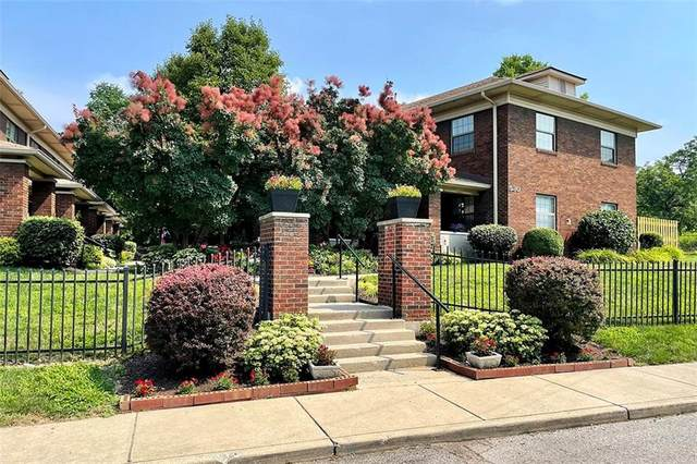 530 E Sutherland Avenue A, Indianapolis, IN 46205 (MLS #21795384) :: Dean Wagner Realtors