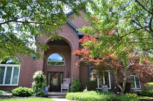 6052 White Ash Court, Avon, IN 46123 (MLS #21795575) :: Dean Wagner Realtors