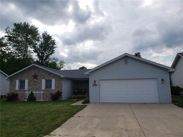 605 Deer Run, Westport, IN 47283 (MLS #21795609) :: Heard Real Estate Team | eXp Realty, LLC