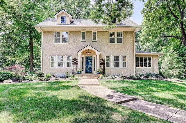 5122 Grandview Drive, Indianapolis, IN 46228 (MLS #21796243) :: Pennington Realty Team