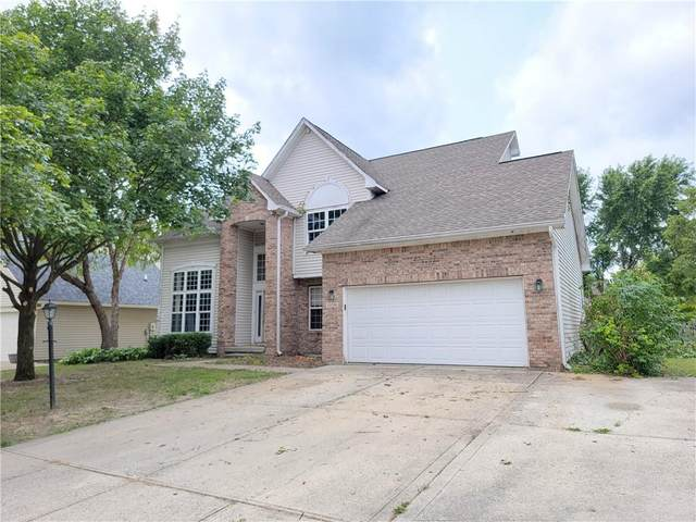 10596 Greenway Drive, Fishers, IN 46037 (MLS #21796408) :: AR/haus Group Realty