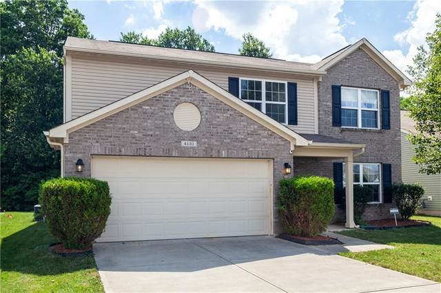 4131 Benicia Lane, Indianapolis, IN 46235 (MLS #21796517) :: Mike Price Realty Team - RE/MAX Centerstone