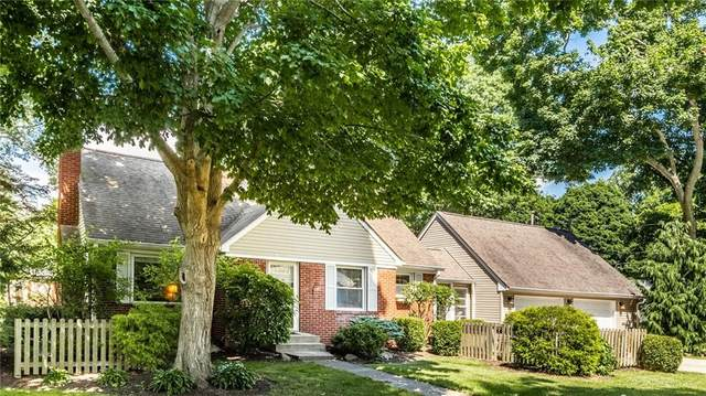 5604 Crestview Avenue, Indianapolis, IN 46220 (MLS #21796704) :: The Indy Property Source