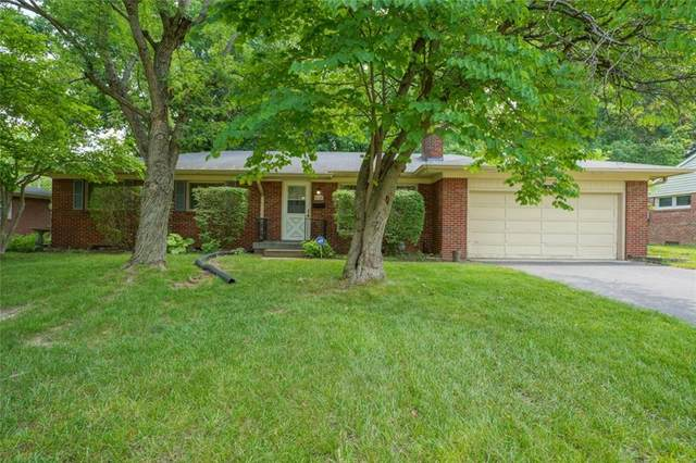 5821 N Dearborn Street, Indianapolis, IN 46220 (MLS #21796740) :: Mike Price Realty Team - RE/MAX Centerstone