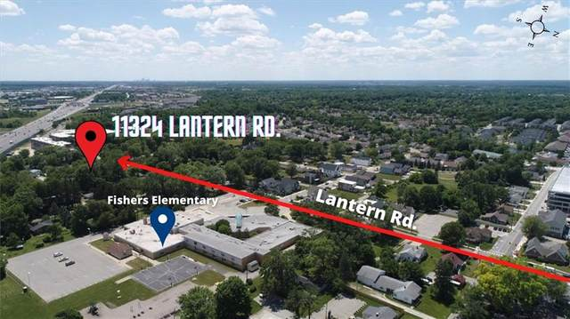 11324 Lantern Road, Fishers, IN 46038 (MLS #21796868) :: The Indy Property Source