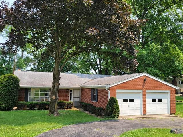 564 NW Santee Drive, Greensburg, IN 47240 (MLS #21796966) :: The Indy Property Source