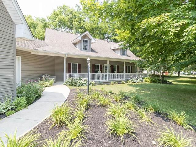 1415 Alabama Street, New Castle, IN 47362 (MLS #21797143) :: Mike Price Realty Team - RE/MAX Centerstone