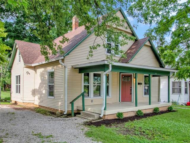 147 W Main Street, Mooresville, IN 46158 (MLS #21797305) :: AR/haus Group Realty