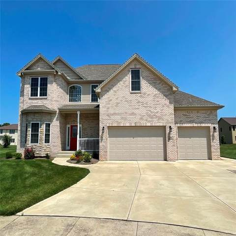 2101 Oneida Court, Columbus, IN 47203 (MLS #21797367) :: Mike Price Realty Team - RE/MAX Centerstone
