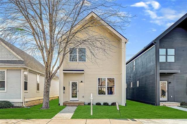 2426 Central Avenue, Indianapolis, IN 46205 (MLS #21797420) :: The Indy Property Source