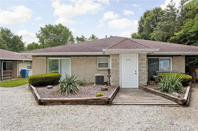 9157-9159 E 12th Street, Indianapolis, IN 46229 (MLS #21798263) :: Mike Price Realty Team - RE/MAX Centerstone