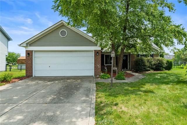 1523 Warren Lake Court, Indianapolis, IN 46229 (MLS #21798348) :: Heard Real Estate Team | eXp Realty, LLC