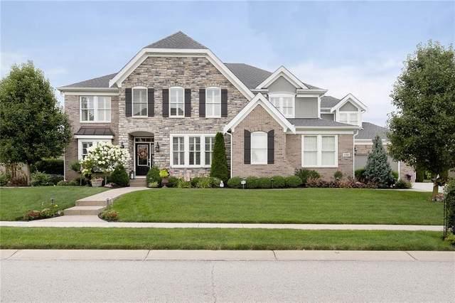 11568 Bent Tree Court, Zionsville, IN 46077 (MLS #21798472) :: Heard Real Estate Team | eXp Realty, LLC