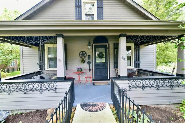 195 W Franklin St, Nashville, IN 47448 (MLS #21798484) :: Mike Price Realty Team - RE/MAX Centerstone