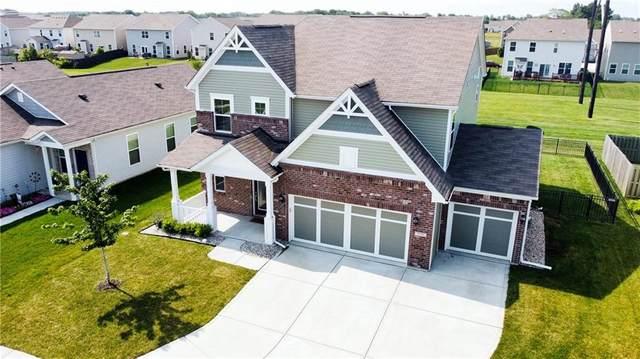 5755 White Pine Road, Whitestown, IN 46075 (MLS #21798545) :: Heard Real Estate Team | eXp Realty, LLC