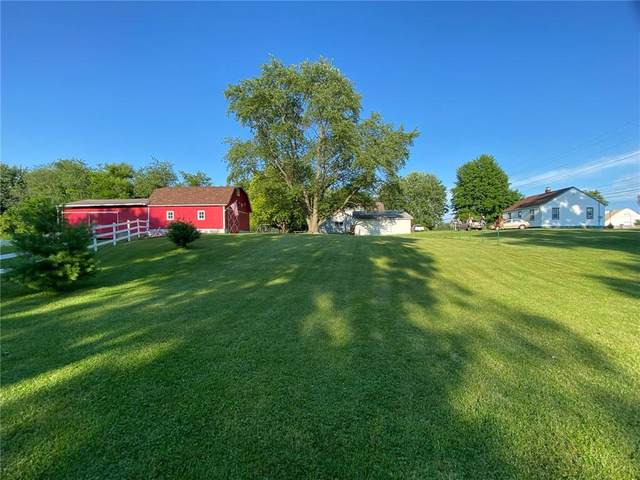 1132 W 38th Street, Anderson, IN 46013 (MLS #21798710) :: RE/MAX Legacy