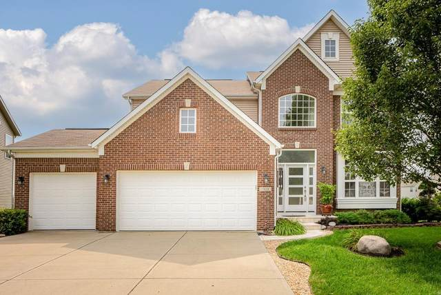 7828 Wahlberg Drive, Zionsville, IN 46077 (MLS #21798909) :: The Indy Property Source