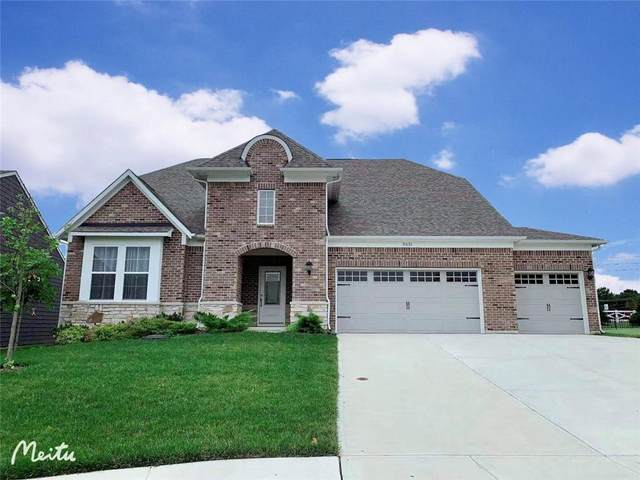9631 Summerton Drive, Fishers, IN 46037 (MLS #21798982) :: The Indy Property Source