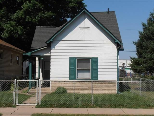 214 Mckim Avenue, Indianapolis, IN 46001 (MLS #21799054) :: JM Realty Associates, Inc.