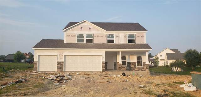 208 Lilly Lane, Batesville, IN 47006 (MLS #21799110) :: Mike Price Realty Team - RE/MAX Centerstone