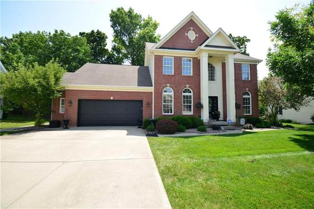 7415 Woodington Place, Indianapolis, IN 46259 (MLS #21799415) :: Dean Wagner Realtors