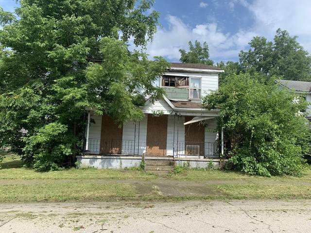 128 N 20th Street, New Castle, IN 47362 (MLS #21799481) :: Mike Price Realty Team - RE/MAX Centerstone