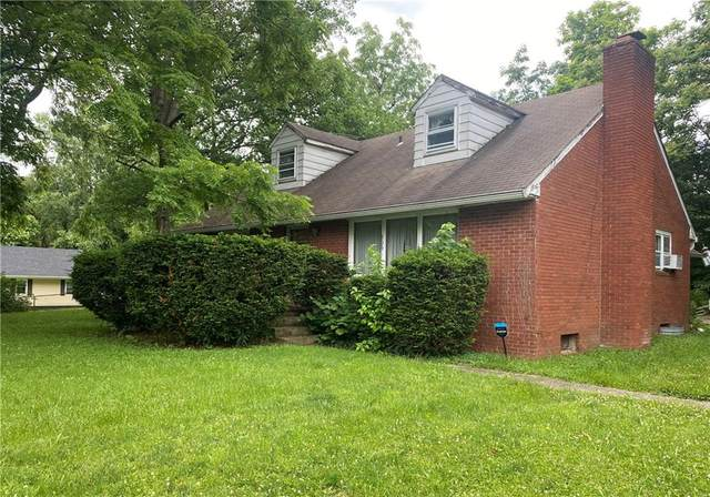 809 Indiana Avenue, Anderson, IN 46012 (MLS #21799519) :: RE/MAX Legacy