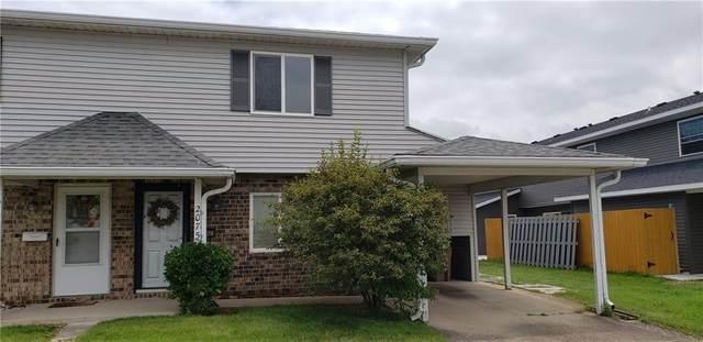 2075 Abundance Drive, Columbus, IN 47201 (MLS #21799520) :: The Indy Property Source