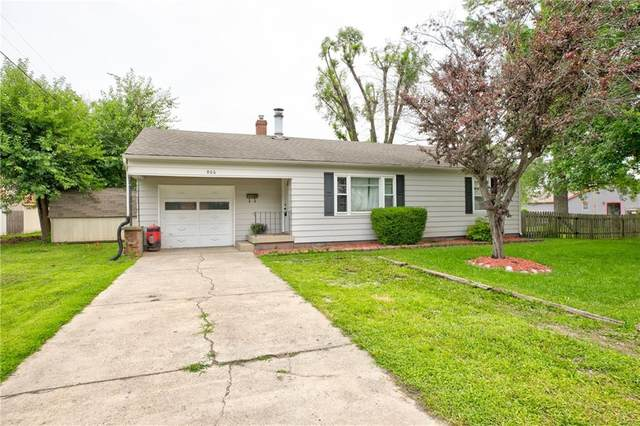 806 French Street, Plainfield, IN 46168 (MLS #21799555) :: Anthony Robinson & AMR Real Estate Group LLC