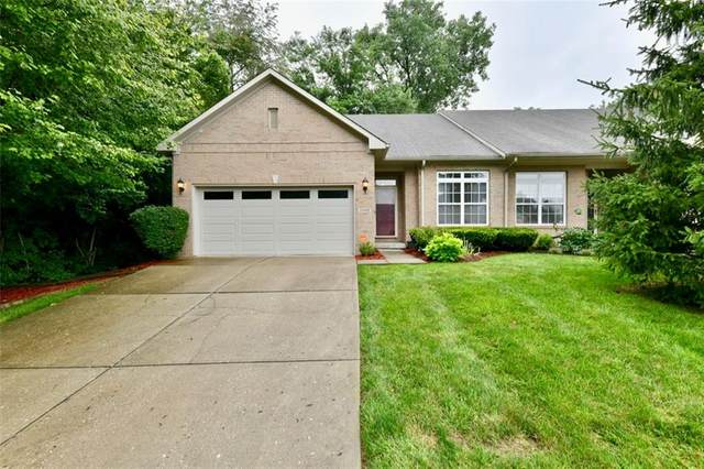 1502 Hideaway Drive, Brownsburg, IN 46112 (MLS #21799562) :: The Indy Property Source