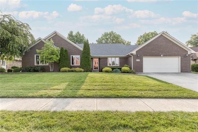 5841 Bryan Drive, Indianapolis, IN 46227 (MLS #21799782) :: The Indy Property Source